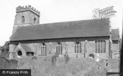 Kinver, St Peter's Church c.1950