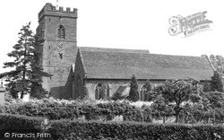 Kinver, St Peter's Church c.1955