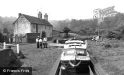 Kinver, The Canal c.1955