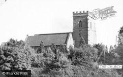 Kinver, The Church c.1965