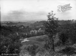 Kinver, The Edge And Hospital 1931