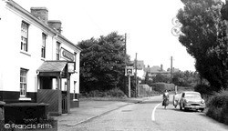 Kinver, The Vine Inn c.1955