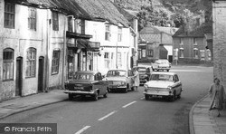 Kinver, Vauxhall, Victor And Austin Cambridge Cars c.1965