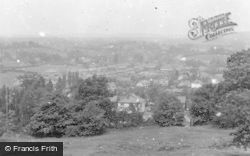 Kinver, View From Holy Austin Rock 1951