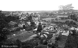 Kinver, View From The Church c.1950