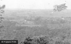 Kinver, View From The Edge 1951