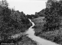 Kinver, Where Twines The Path c.1950