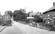 Kinver, White Hill c1955