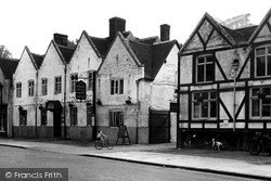 Kinver, Ye Old White Harte Hotel 1949