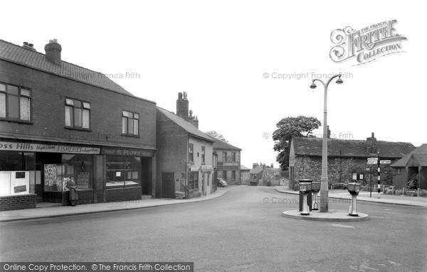 Kippax, Cross Hills 1953