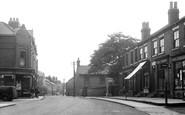Kippax, High Street 1951
