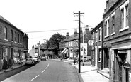 Kippax, High Street c1965