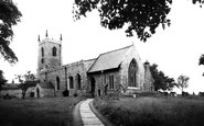Kippax, Parish Church of St Mary the Virgin c1965
