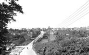 Kippax, Westfield Lane c1965