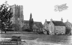 Church And Village 1913, Kirby Hill