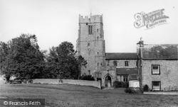 Church c.1960, Kirby Hill