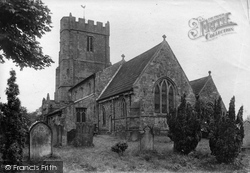 Church Of St Peter And St Felix 1913, Kirby Hill