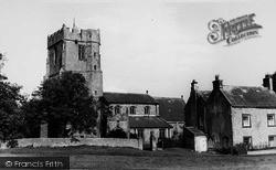 The Church c.1960, Kirby Hill