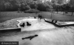 Kirby Misperton, The Sea Lion And Penguin Pool, Flamingo Park Zoo c.1960