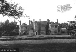Kirdford, Barkfold House 1896