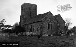 Kirdford, Church c.1950