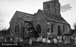 Kirdford, Church c.1955