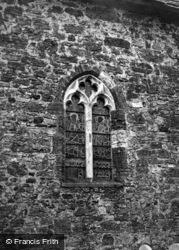 Kirdford, Church Window c.1955