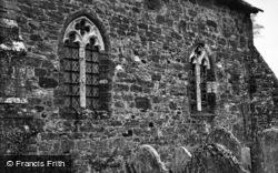 Kirdford, Church Windows c.1955