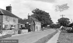 Kirdford, Entering The Village c.1950