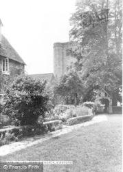 Kirdford, St John's Church c.1955