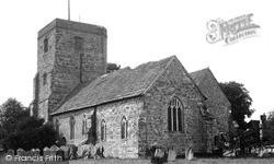 Kirdford, St John The Baptist Church c.1950