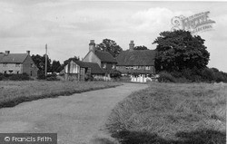 Kirdford, The Foresters Arms c.1950