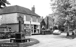 Kirdford, The Post Office Stores c.1960