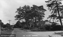 Kirdford, The Village c.1950