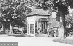 Kirdford, The Village, Post Office c.1950