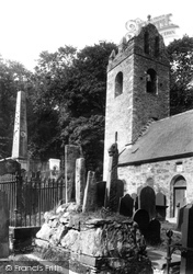 Kirk Braddan, Church 1893