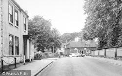 Church Lane c.1960, Kirk Ella