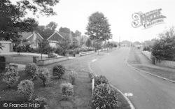 Elveley Drive c.1965, Kirk Ella