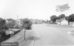 Mill Lane c.1965, Kirk Ella