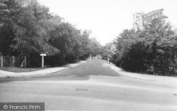 School Lane c.1960, Kirk Ella