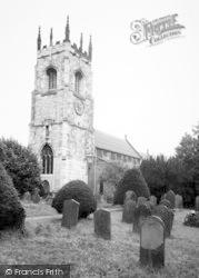 St Andrew's Church c.1965, Kirk Ella