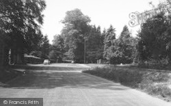 West Ella Road c.1960, Kirk Ella
