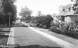 West Ella Road c.1965, Kirk Ella