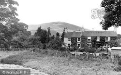 The Burn And Criffell c.1955, Kirkbean