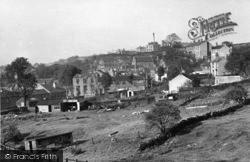 From Tunshaw Road c.1950, Kirkburton