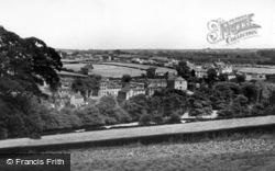 General View c.1955, Kirkburton