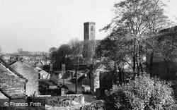 Lowtown c.1950, Kirkburton