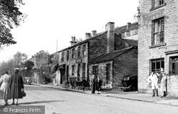 North Road c.1955, Kirkburton
