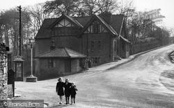 Shelley Lane c.1950, Kirkburton