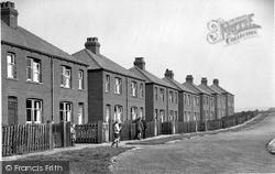 The Crescent, Tunshaw c.1950, Kirkburton